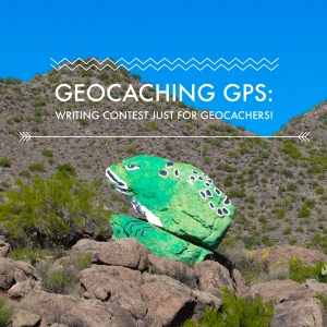 The Geocaching Writing Contest from New Frontier Books