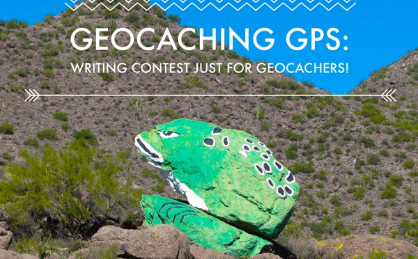 Geocaching GPS: My First Publication That Isn't a Scientific Paper